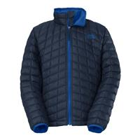 Cosmic Blue The North Face Thermoball Full Zip Jacket Boys