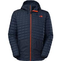 Cosmic Blue The North Face Thermoball Snow Hoodie Mens