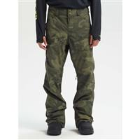 Worn Camo Burton Covert Insulated Pant Mens
