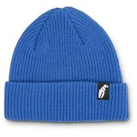 Royal Blue Crab Grab Claw Label Beanie Mens