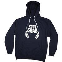 Crab Grab Classic Hoody Mens