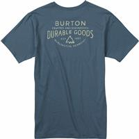 Blue mirage Burton Crafted SS Pocket Tee Mens