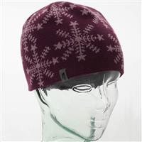Crushed Plum The North Face Blanca Beanie Girls