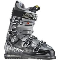 Crystal Translucent / Black Salomon Impact 100 CS Ski Boots Mens