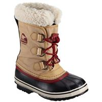 Curry / Red Dahlia Sorel Yoot PAC Nylon Boots Youth