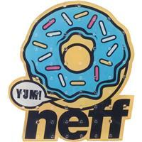 Cyan Neff Stomp Pads