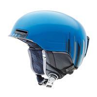 Cyan Stereo Smith Maze Helmet