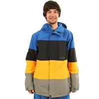 Cyanide Colorblock Burton Encore Jacket Mens