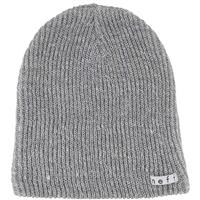 Grey Heather / White Neff Daily Heather Beanie