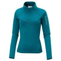 Dark Bay Blue Salomon Moto II Zip Womens