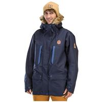 Dark Blue Picture Organic Clothing Scout 3L Jacket Mens