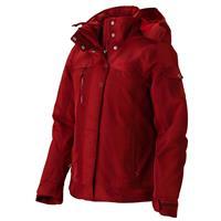 Dark Crimson Marmot Diva Jacket Womens