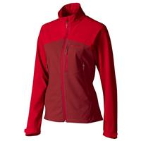 Dark Crimson / Team Red Marmot Estes Jacket Womens