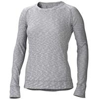 Dark Pewter Marmot Macy L/S Shirt Womens