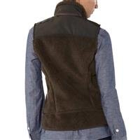 Dark Walnut Patagonia Retro X Vest Womens