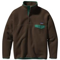 Patagonia Synchilla Snap-T Pullover - Men's - Dark Walnut