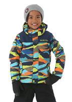 Summit Stripe Burton Toddler Amped Jacket Boys