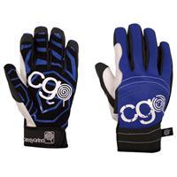 Deep Blue Candygrind Spring Gloves Mens
