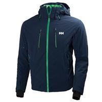 Deep Blue Helly Hansen Alpha 2.0 Jacket Mens
