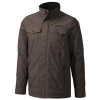 Deep Olive Marmot Hyde Park Jacket Mens