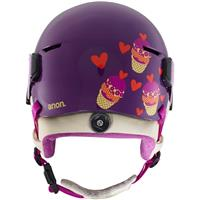 Cupcake Purple Anon Define Helmet Youth