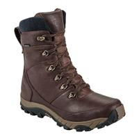 Demitasse Brown / Cub Brown The North Face Chilkat Leather Insulated Tall Boots Mens