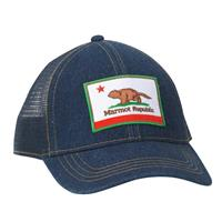 Marmot Republic Trucker Hat - Men's - Denim
