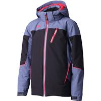 Black / Midnight Shadow / Electric Red Descente Beckett Jacket Boys