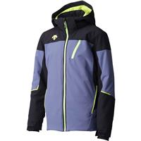 Midnight Shadow / Black / Lime Descente Beckett Jacket Boys