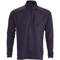 Descente Chase 1/4 Zip - Men's - Anthracite Gray