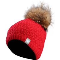 Electric Red Descente Jaida Hat Womens
