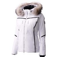 Descente Layla Fur Jacket Womens