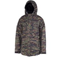 Distorted Camo Ride Laurelhurst Jacket Mens
