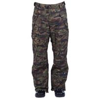 Distorted Camo Ride Phinney Shell Pant Mens