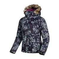 Ditsy Floral Roxy Jet Ski Jacket Womens