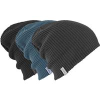 True Black / Faded / La Sky Burton DND 3 Pack Beanie Mens