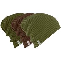 Chestnut / Forest Night / Olive Branch Burton DND 3 Pack Beanie Mens