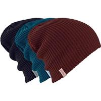Mood Indigo / jaded / Sangria Burton DND 3 Pack Beanie Mens