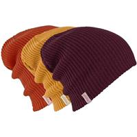 Sterling / Bitters / Harvest Gold Burton DND 3 Pack Beanie Mens