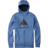Dutch Blue Burton Bonded Full Zip Hoodie Mens