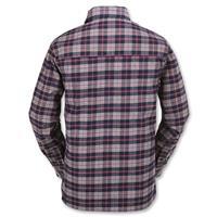 Dutch Plaid / Navy Volcom Shandy Flannel Mens back