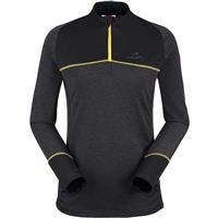 Black / Ghost Heather Eider Tignes 1/2 Zip Womens