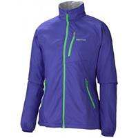 Electric Blue Marmot Stride Jacket Womens