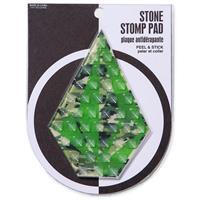 Electric Green Volcom Stone Stomp Pad