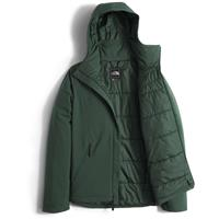 Darkest Spruce The North Face Apex Elevation Jacket Womens