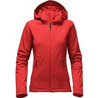 High Risk Red The North Face Apex Elevation Jacket Womens
