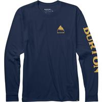 Indigo Burton Elite Long Sleeve T Shirt Mens