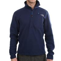 Empire Blue The North Face Annapurna 1/4 Zip Sweater Mens