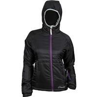 Black Cloudveil Enclosure Jacket Womens