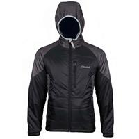 Black Cloudveil Enclosure Hooded Jacket Mens